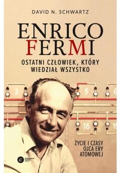 Enrico Fermi.
