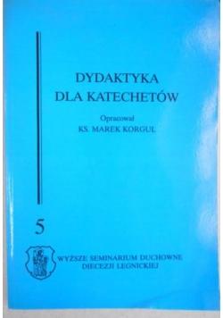 Dydaktyka dla katechetów