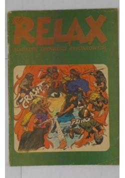 Relax. Magazyn opowieści rysunkowych 9/72(22)