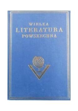 Wielka literatura powszechna tom IV, 1933 r.