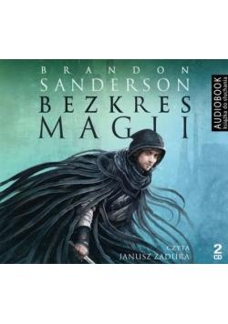 Bezkres magii. Audiobook