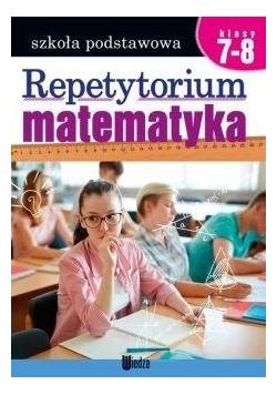 Repetytorium Matematyka kl. 7-8