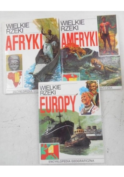 Encyklopedia geograficzna, 3 tomy