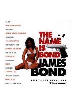 The name is Bond James Bond, CD