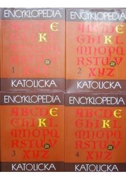 Encyklopedia katolicka, Tom I-IV