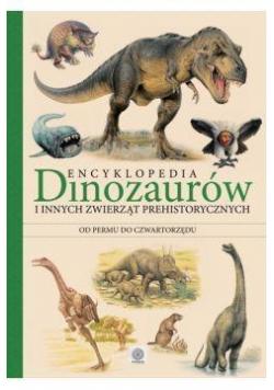 Encyklopedia dinozaurów i innych zwierząt preh.