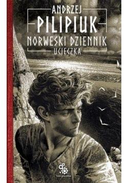 Cykl Norweski dziennik T.1 Ucieczka