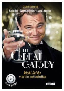 The Great Gatsby w wersji do nauki angielskiego