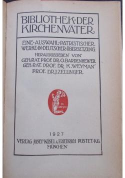Des origenes acht bucher gegen celsus cz.2