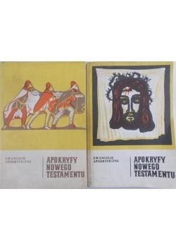 Apokryfy Nowego Testamentu Tom I-II