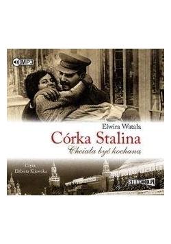 Córka Stalina audiobook