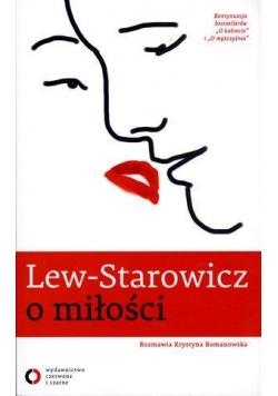 Lew - Starowicz o miłości broszura