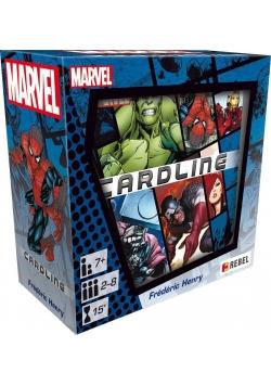 Cardline: Marvel REBEL