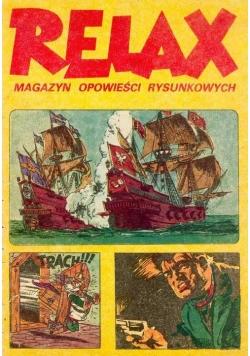Relax. Magazyn opowieści rysunkowych nr 17