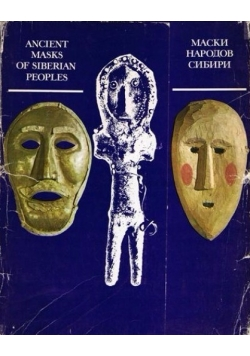 Ancient masks of siberian peoples