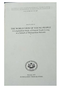 The world view of yong people