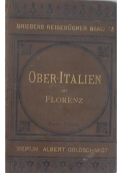 Ober-Italien, 1900r.