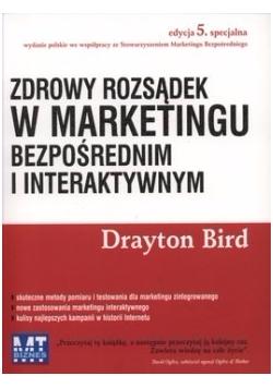 Zdrowy rozsądek w marketingu bezpośrednim i interaktywnym