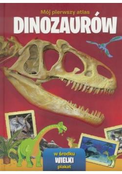 Mój pierwszy atlas dinozaurów YOYO