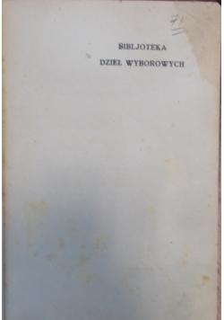 Bibljoteka dzieł wyborowych,1926r.