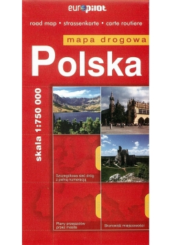 Mapa Drogowa EuroPilot. Polska br