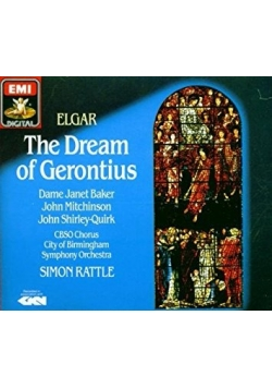 The Dream of Gerontius 2xCD
