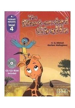 The Short-necked Giraffe + CD-ROM MM PUBLICATIONS