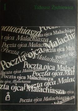 Poczta ojca Malachiasza, tom I