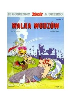 Asteriks Walka wodzów album 6