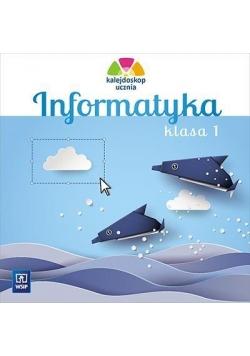 Kalejdoskop ucznia. Informatyka Płyta CD kl.1 WSiP