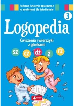 Logopedia Ćwiczenia i wierszyki z głoskami