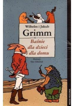 Baśnie dla dzieci i dla domu - Grimm