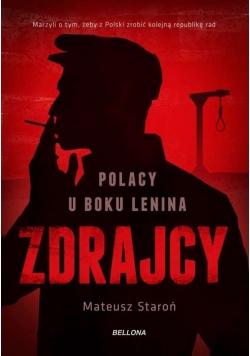 Zdrajcy Polacy u boku Lenina
