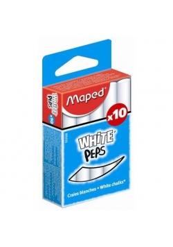 Kreda Whitepeps 10 sztuk MAPED