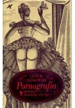 Pornografia. Historia, znaczenie, gatunki
