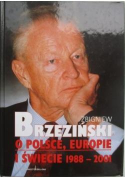 O Polsce, Europie i świecie 1988-2001