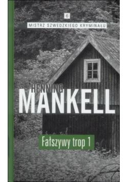 Mistrz szwedzkiego krym. T.06 Fałszywy trop 1