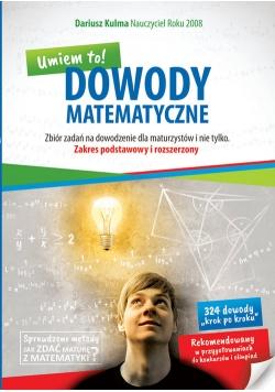Dowody matematyczne