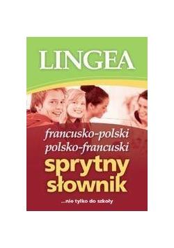 Sprytny słownik francusko-pol i pol-franc. w.2017