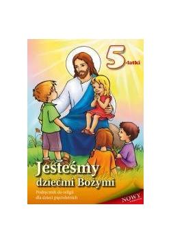 Religia 5-latki podr Jesteśmy dziećmi Bożymi WDS