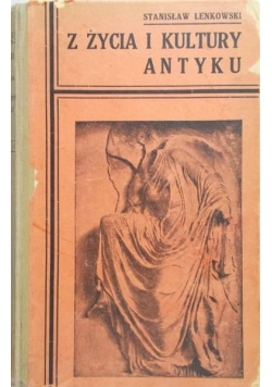 Z życia i kultury antyku, Tom III, 1936 r.