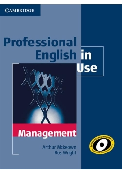 Professional English in Use Management + Answer
