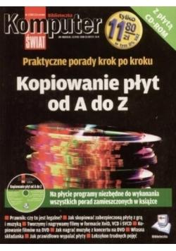 Kopiowanie płyt od A do Z + CD