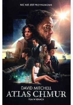 Atlas chmur - David Mitchell BR film.