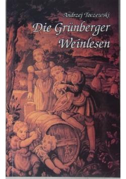 Die Grünberger Weinlesen