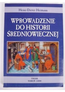 Wprowadzenie do historii średniowiecznej