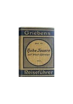 Griebens Reisefuhrer, 1927r.