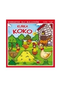 Wierszyki Kurka Koko wyd 2017