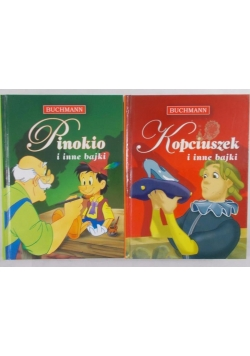 Pinokio i inne bajki/Kopciuszek i inne bajki