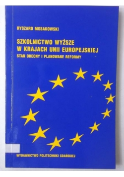 Szkolnictwo wyższe w krajach Unii Europejskiej